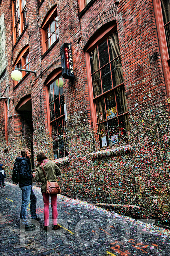 """The Gum Wall"""