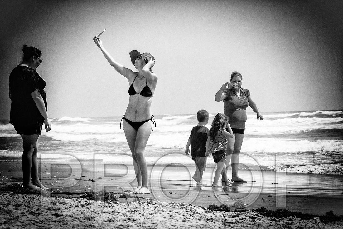"""Beach Selfie"""