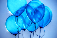 """Baby Blue Balloons"""